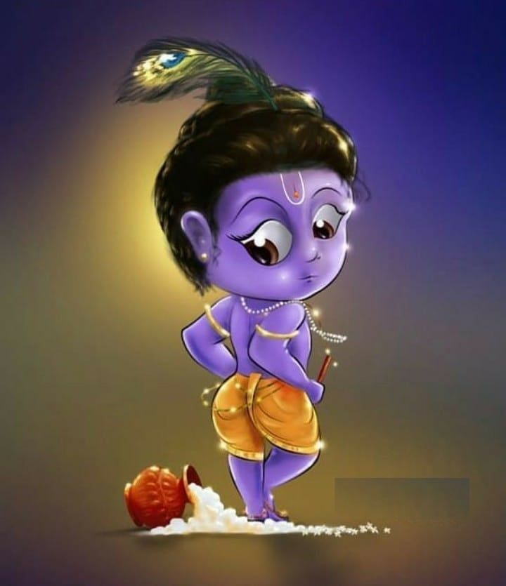 Lord Krishna birth Story
