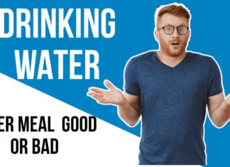 खाने के तुरंत बाद नहीं पीना चाहिए पानी पूरी जानकारी