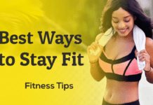 What is the best way to stay healthy?
